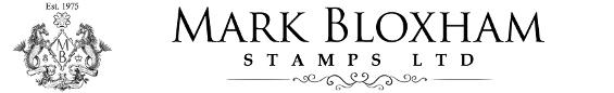 Mark Bloxham Stamps logo